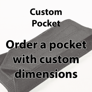Custom Pocket (+$29.95)
