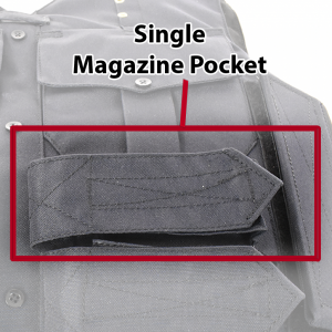 Magazine Pocket - Single (+$29.95)