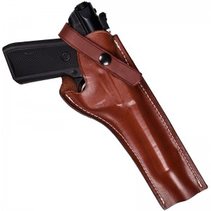 Leather Ruger Mark 22 Holster - Fits MK I, II, III, IV