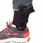 Rebel Ankle Holster For Concealed Carry - Fits  Sub-Compact and Compact Handguns