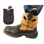 Rebel Derringer Boot Holster - Fits .22 .25 .32 North American Arms Derringers