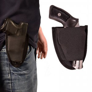 Rebel Fury Outside the Waistband Holster - Fits Most Handguns