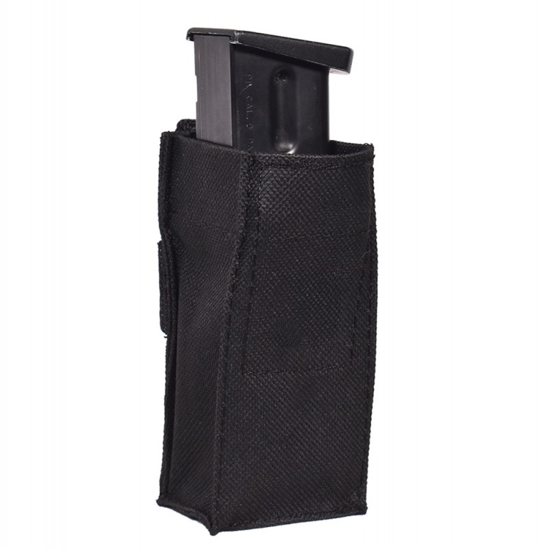 US Tactical Double Stack Magazine Pouch  Mag Holder for 9mm To .45 Caliber