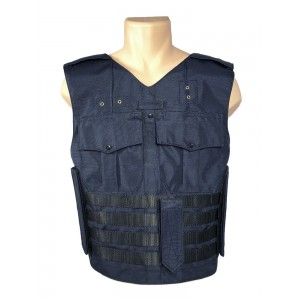 BlueStone Load Bearing Vest Carrier with Molle Webbing at the Bottom | Custom External Vest Carrier with Molle