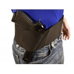 Unisex Undercover Concealed Carry Belly Band Holster (Fits Compact-Full)